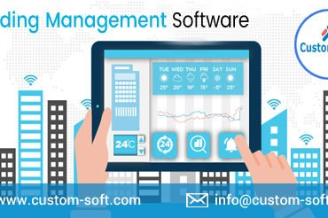 Best Building Management Software by CustomSoft