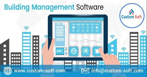 Best Building Management Software by CustomSoft