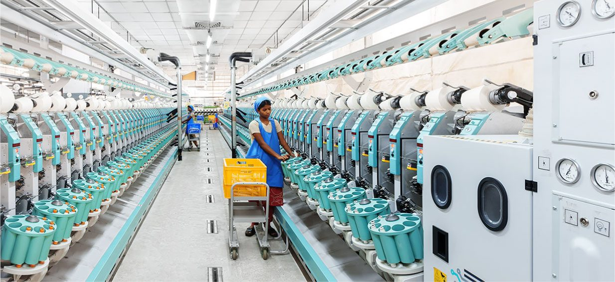 Spinning Mills In India