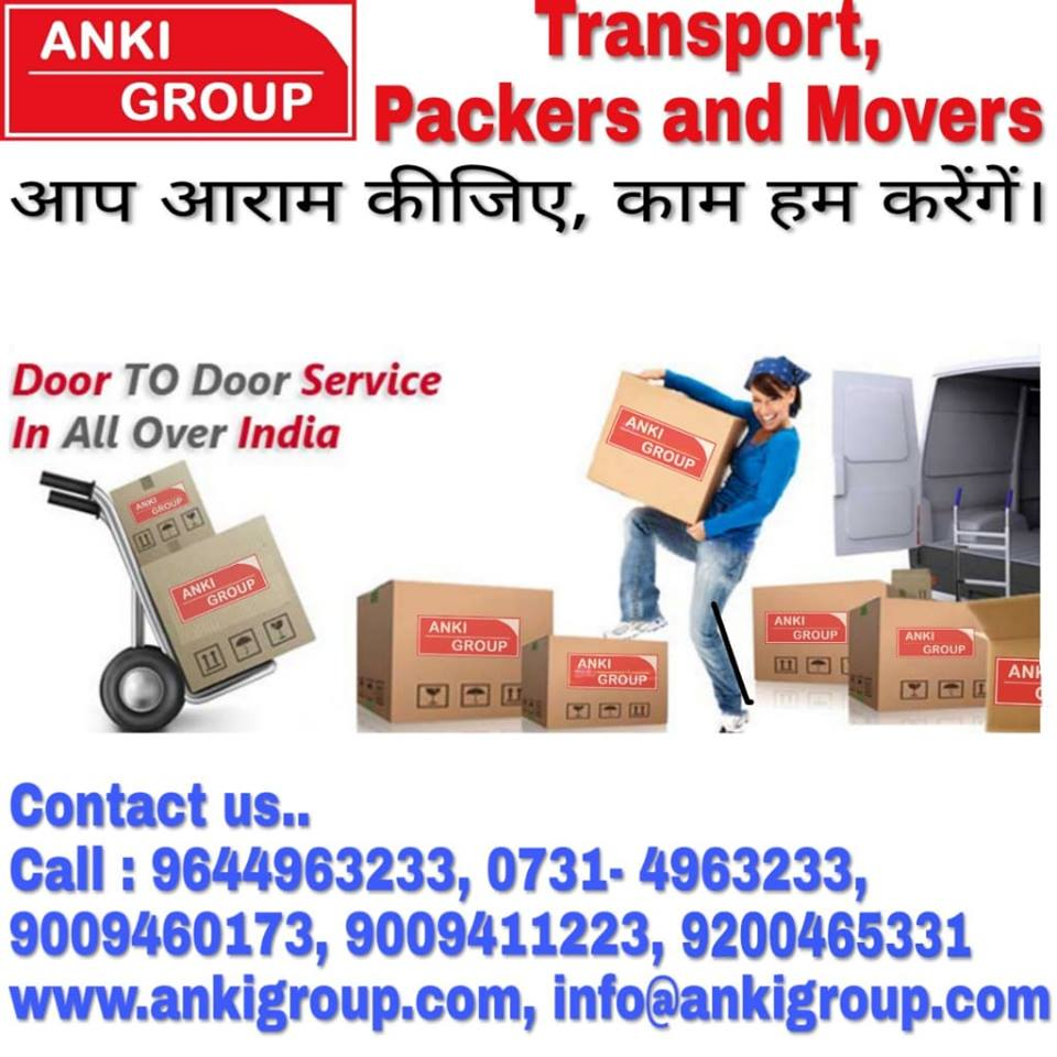 Anki Group packers and movers Indore
