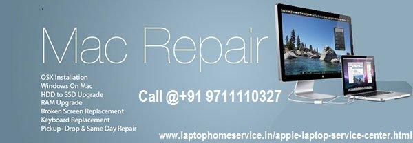Apple Mac Book Air/Pro Laptop Repair Service In Delhi NCR