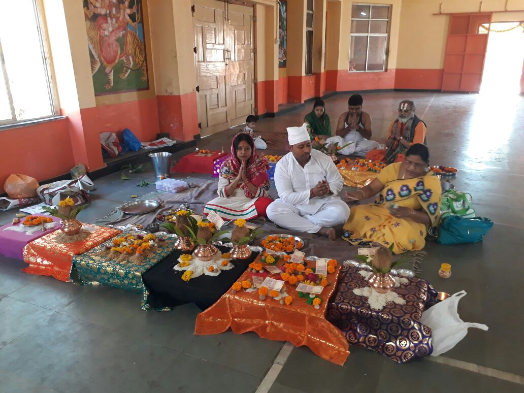 Kalsarp Dosh Nivaran Shanti in Trimbakeshwar
