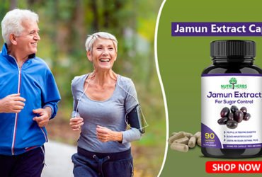 For Management Of Diabetes, Try Jamun Capsules