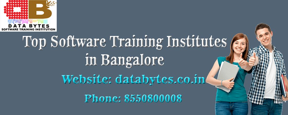 Top Software Training Institutes in Bangalore | BTM Layout | Marathahalli | Databytes