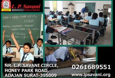 Best International School In Surat | School in Pal – LPSavani