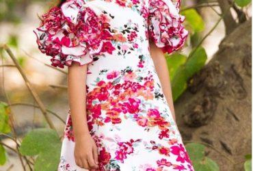Summer Dress For Kids | Peony Kids