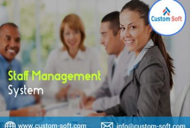 Staff Management System by CustomSoft