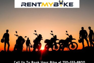 Rent a bike in Goa – Rentmybike