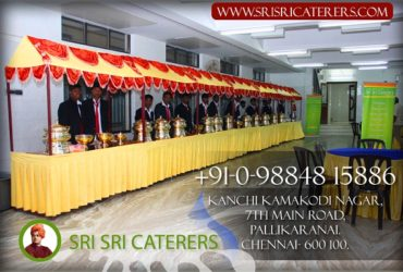 Wedding Caterers Quotes | Wedding Planners Chennai – Sri Sri Caterers