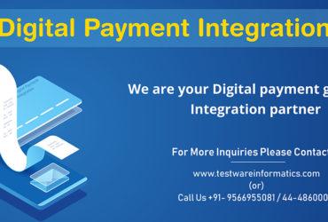 Digital Payment Integration – Testware Informatics