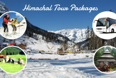 Book Himachal Tour Packages from Ahmedabad At Minsuch Holidays