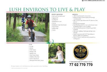 Mahagun Meadows 3 BHK Apartments in Noida Sec 150 Call 7702-770-770