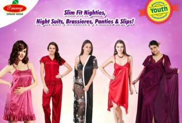 Buy Womens Best Quality Cotton Nighties For wholesale Online