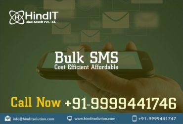 Bulk SMS Services Provider in Delhi