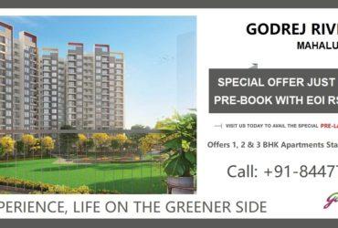 Godrej Hilside Mahalunge | Godrej RiverHills Pune Project