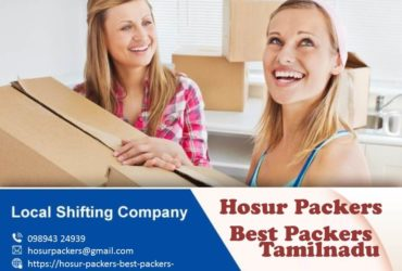 Best Hosur Packers Chennai Movers 9894324939