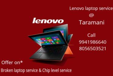 Laptop service Tharamani