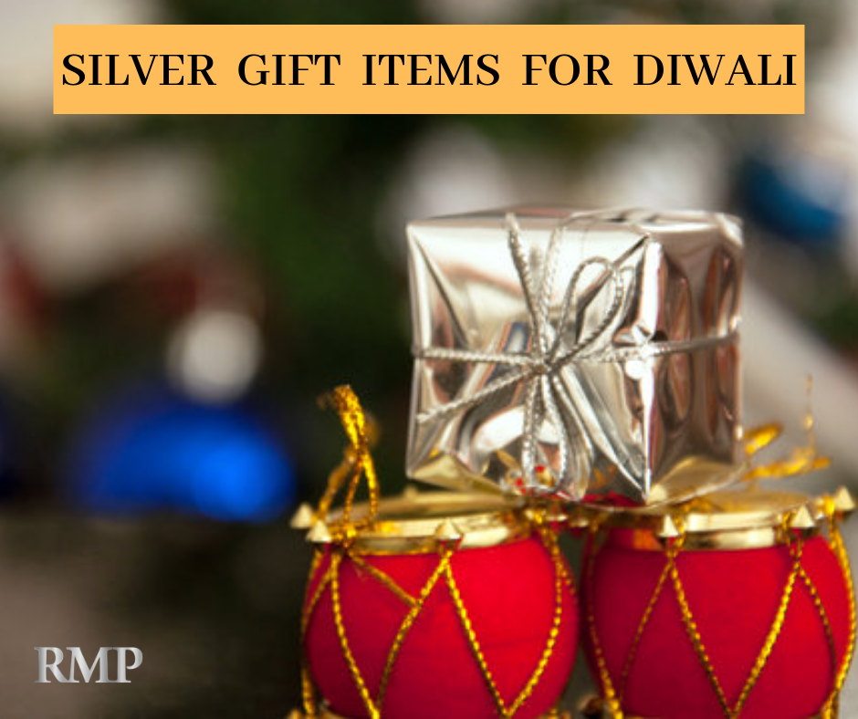 Buy Pure Silver Gift Items for this Diwali in India   RMP Jewellers