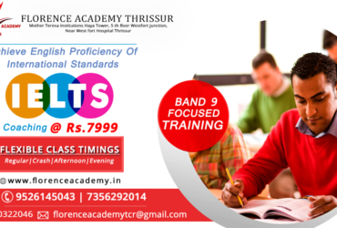 IELTS Coaching In Thrissur