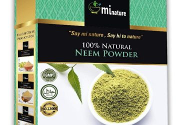 Natural Neem Powder (Azardirachta Indica) 227 Gram