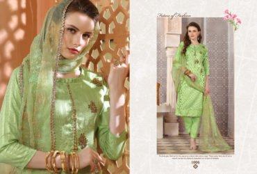Best Cotton Designer Suits Manufacturer in Ahmedabad