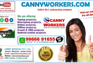 Part Time jobs in Coimbatore. Canny Workers Pvt Ltd. Visit our website. CANNYWORKERS COM
