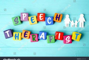 speech therapy lincs