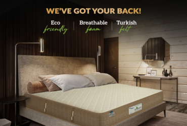 Healthy mattress options from the best brand in India – Sleep Options