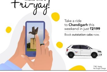Book Outstation Cabs at Lowest Fare