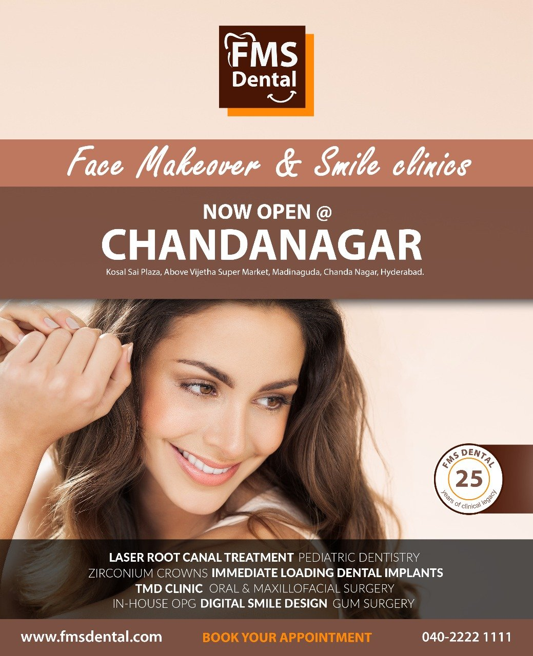 Best Dental Hospital In KSR Layout | Best Dental Hospital In Tara Nagar | Best Dental Hospital In Sri Sai Ram Colony