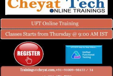 Private: Cheyat Tech – UFT Online Training – QTP Online Training