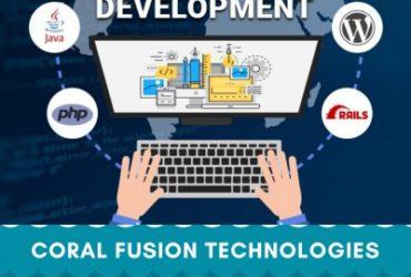 Coralfusion Best Web Development Company IN Chennai