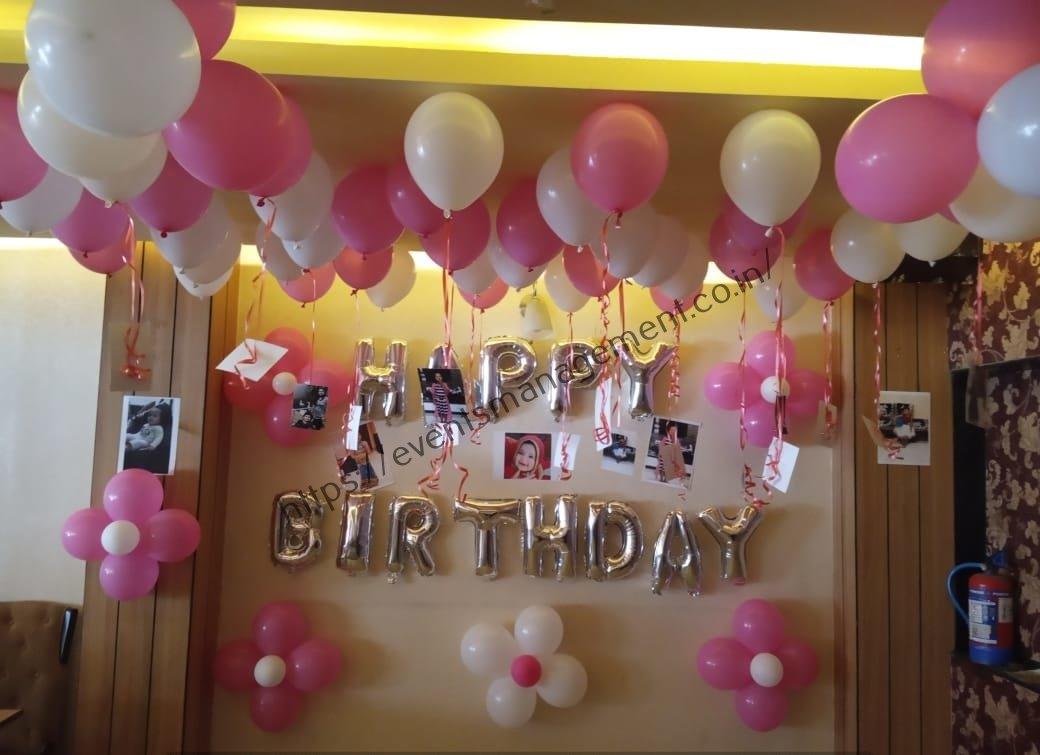 Birthday Event Organizers in Lucknow