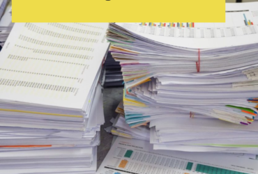 Document scanning and document digitization service in chennai