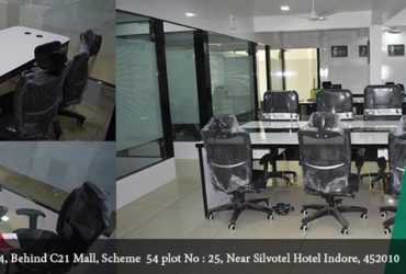 Shared Office Space in indore