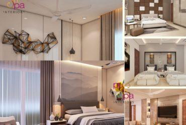 DSR Fortune Prime (Madhapur) Luxury Apartment Interior Design