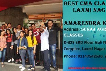 Best CMA Classes – AMARENDRA KUMAR SIR