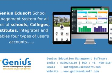Best School Management System Software – Genius Edusoft