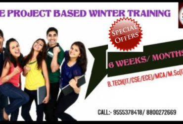 Internship with a wide range of various technical courses.