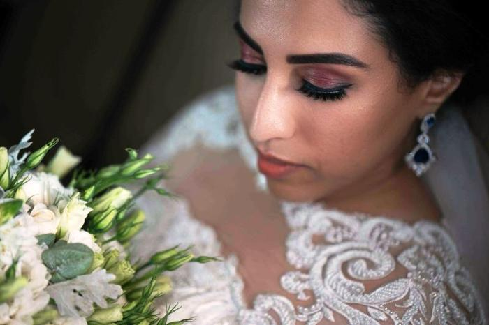 Elegant Christian Bridal Makeup. Call us and Book us NOW