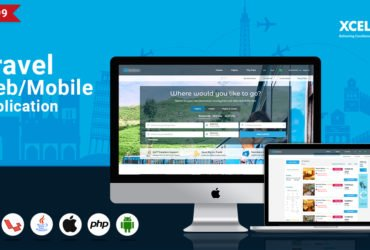 Travel Agency Portal for Web and Mobile App   XcelTec