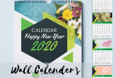 Wall Calendar Printing in Gujarat