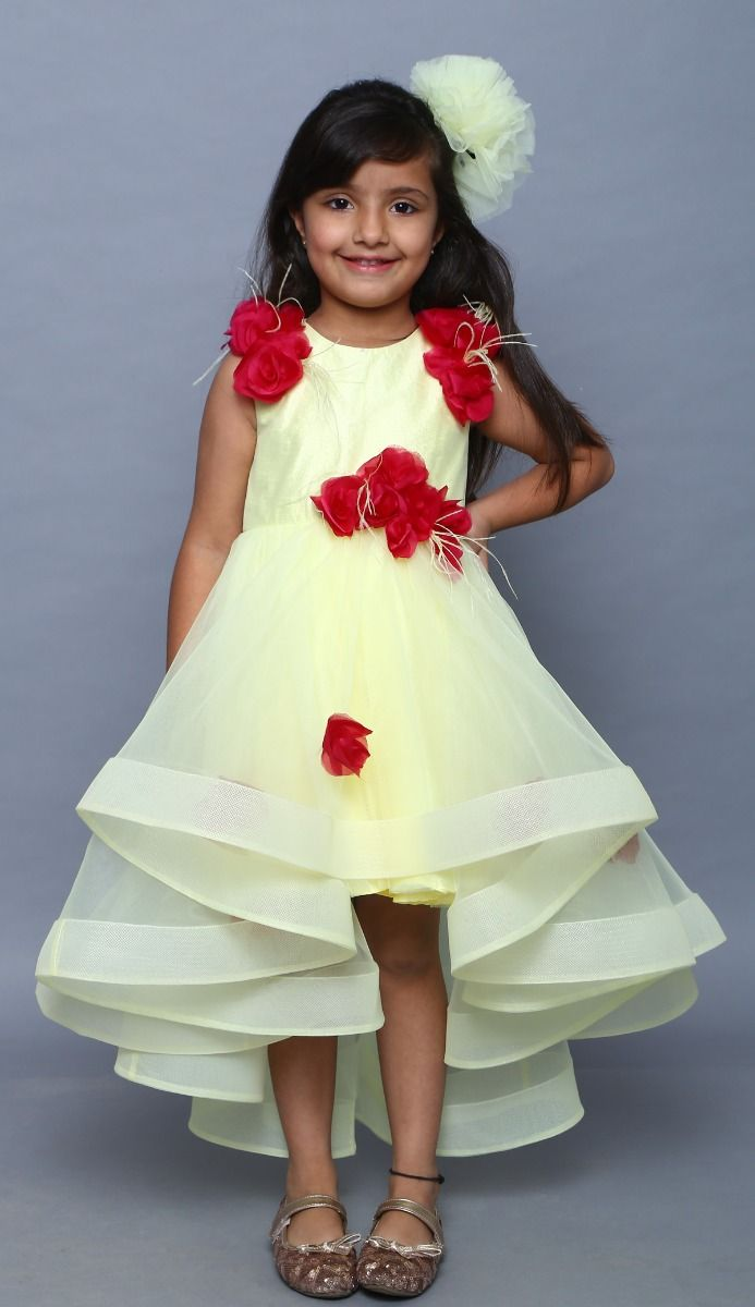 Private: Private: Kids Party Wear Dresses | Peony Kids