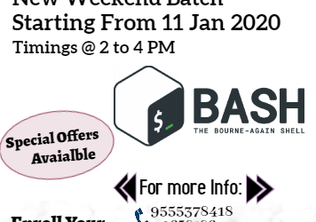 Bash Scripting Training