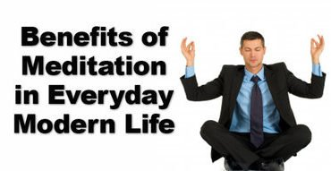 Important of Meditation In Everyday Life