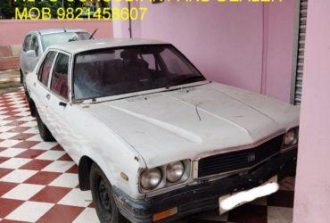 1998 HM CONTESSA PETROL KERSI SHROFF  AUTO CONSULTANT AND DEALER