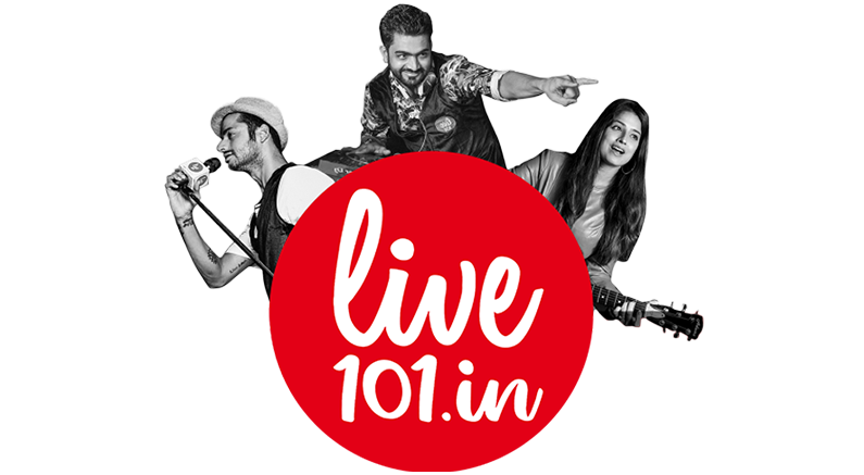 India's finest artist booking agency –live 101