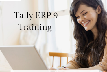 Tally ERP 9 training institutes in Chennai