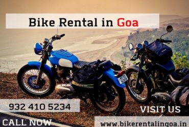 Bike Rental in Goa Airport