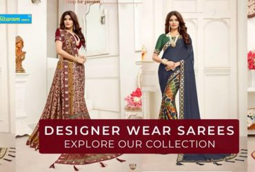 Saree Wholesale Dealers in Surat